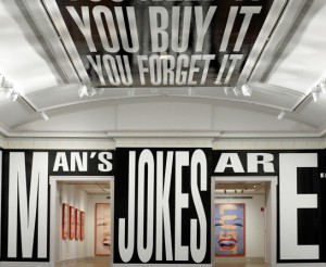 graphics-museums-BarbaraKruger-BetweenBeingBornandDying