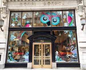 HenriBendel.Coloredge.Retail.Beauty.NYC.2017.Holidaywindows