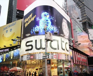Out-of-Home-Swatch-Times-Square-NYC-Large-Format-Billboard-2